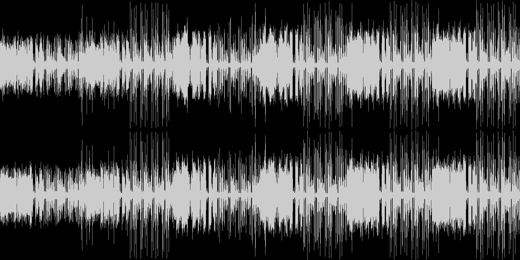 【ケルト・ファンタジー感溢れるポップス】の未再生の波形