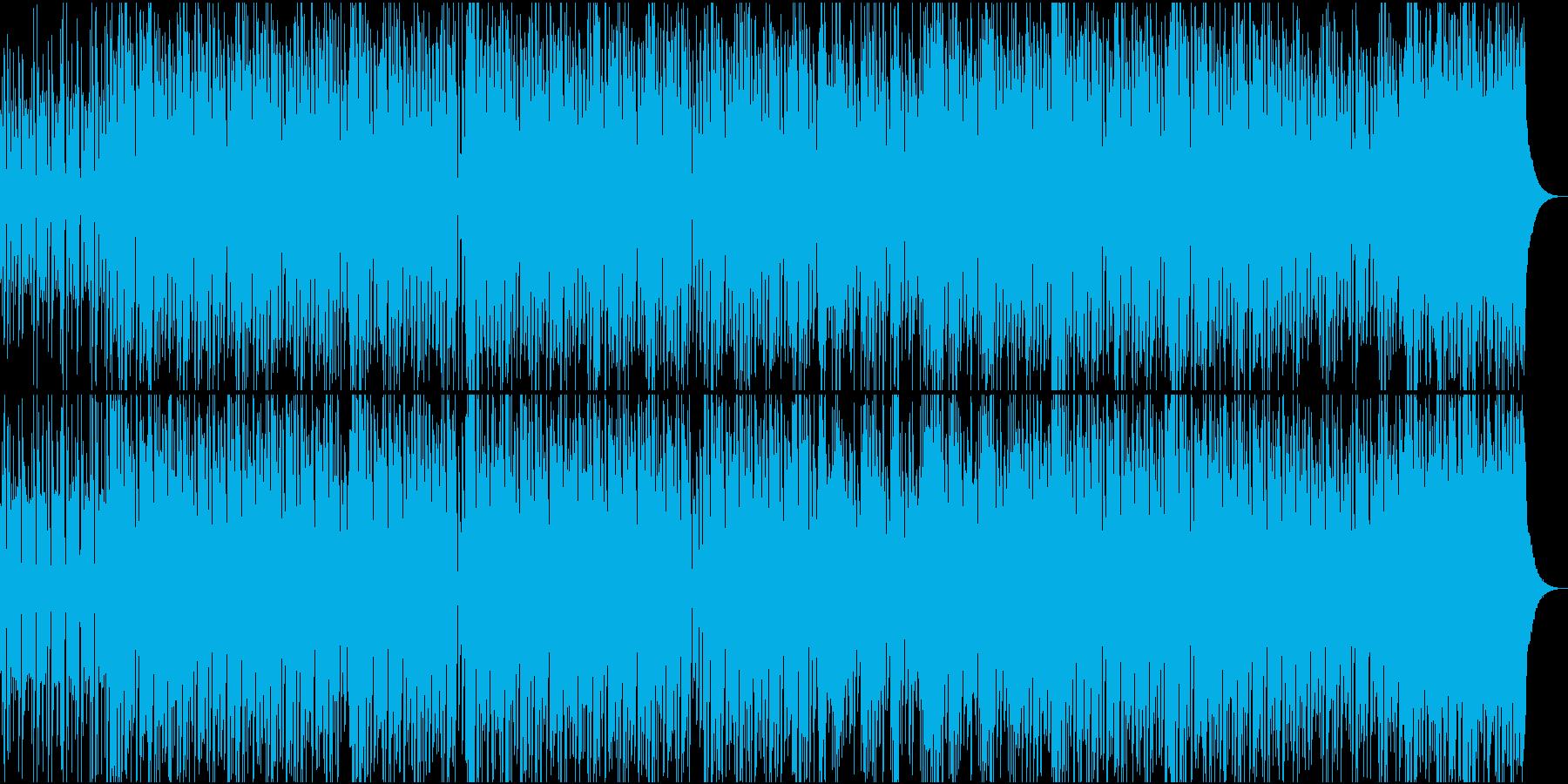 オシャレ/シンプル/ハウス/森/爽やかの再生済みの波形