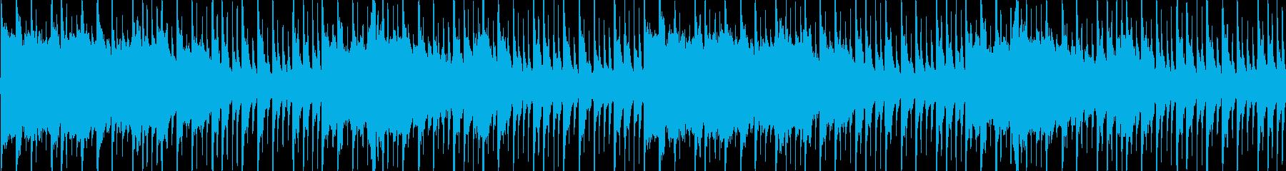 【宮廷/アラジン/オリエンタルなBGM】の再生済みの波形