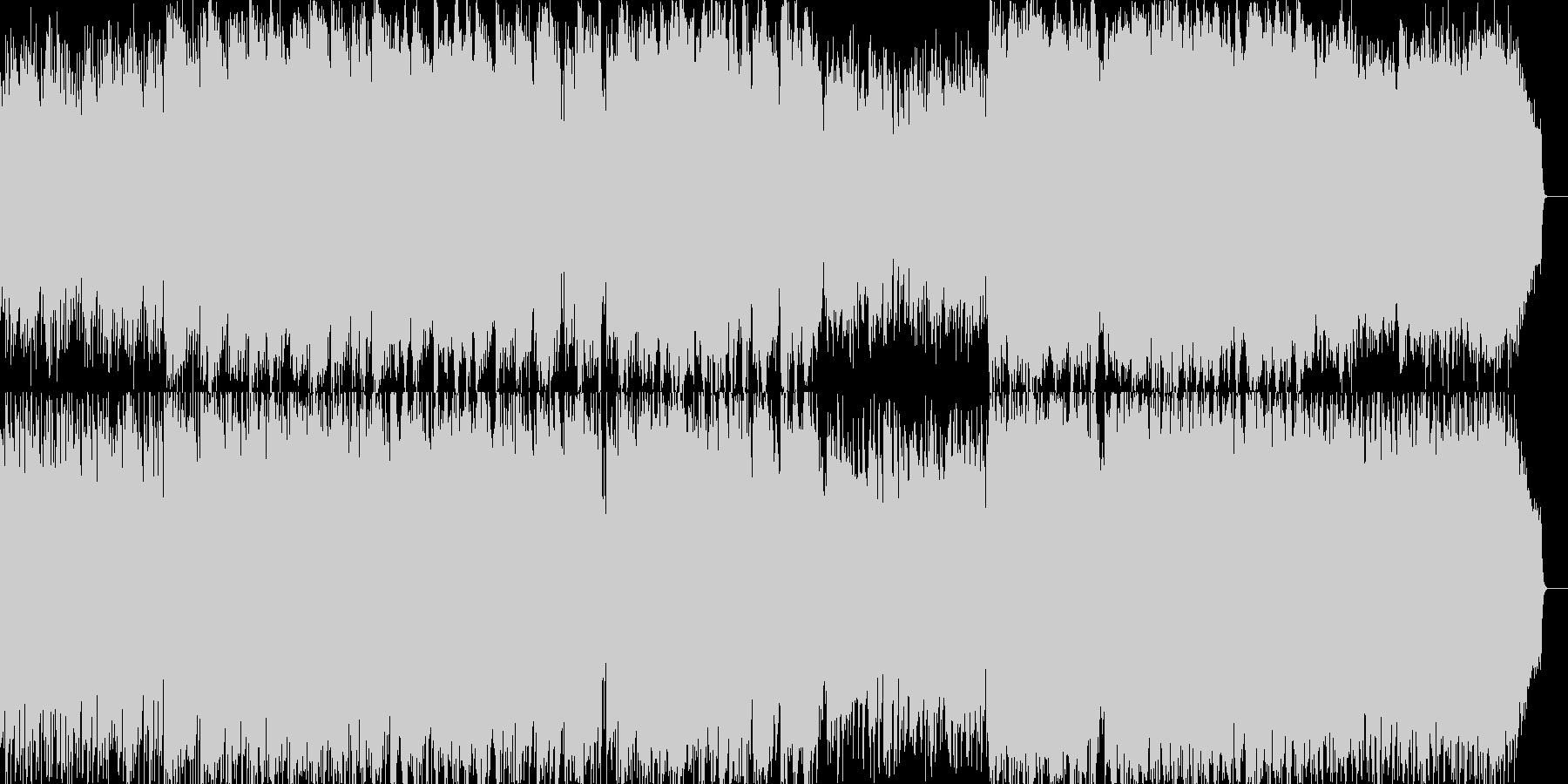 カッチーニのアベマリアを打ち込み編曲の未再生の波形