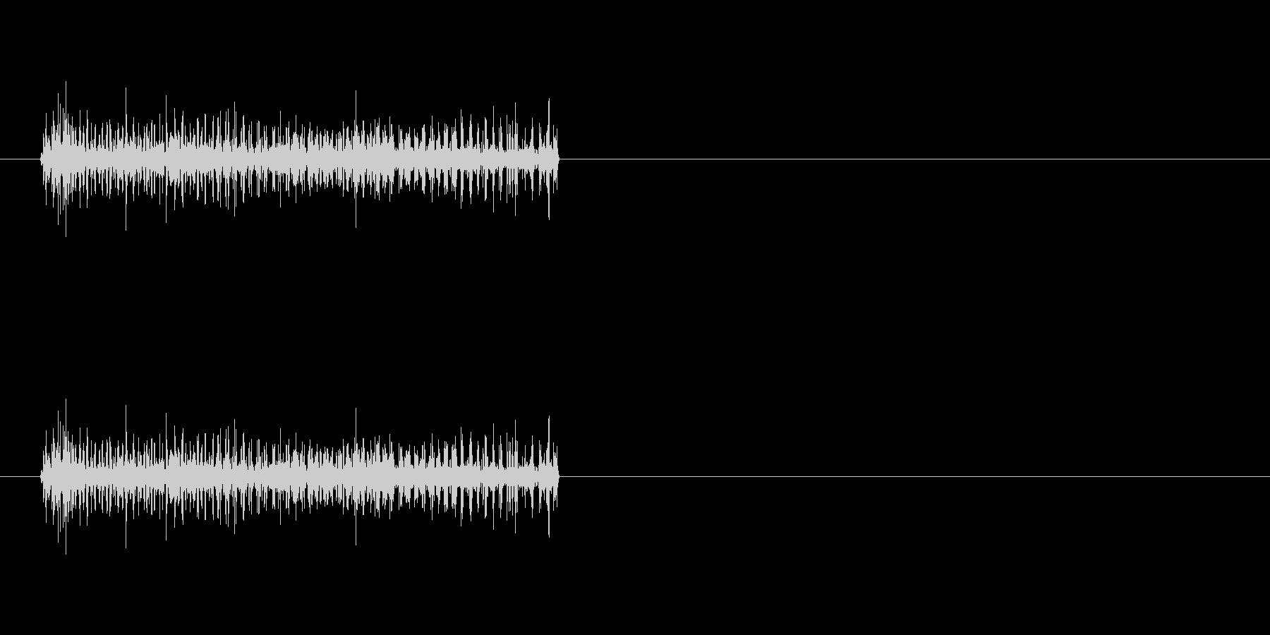 【電流01-3】の未再生の波形