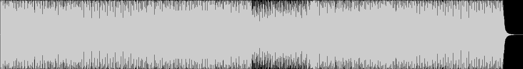 EDM系BGM(途中ボーカルあり)の未再生の波形