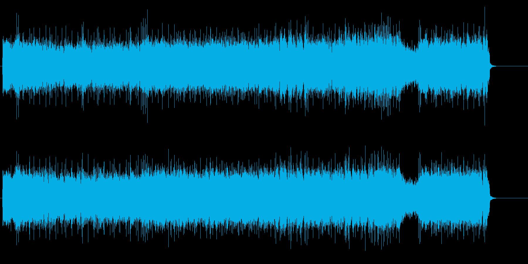 情感を揺るがすグランドなハードロックの再生済みの波形