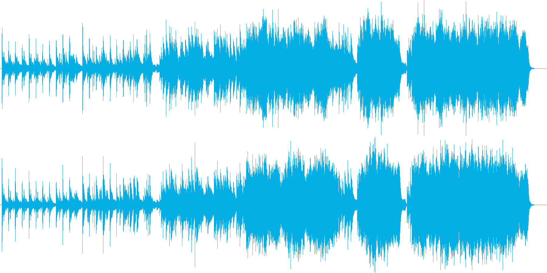 七夕の夜にぴったりな切ないバラードの再生済みの波形