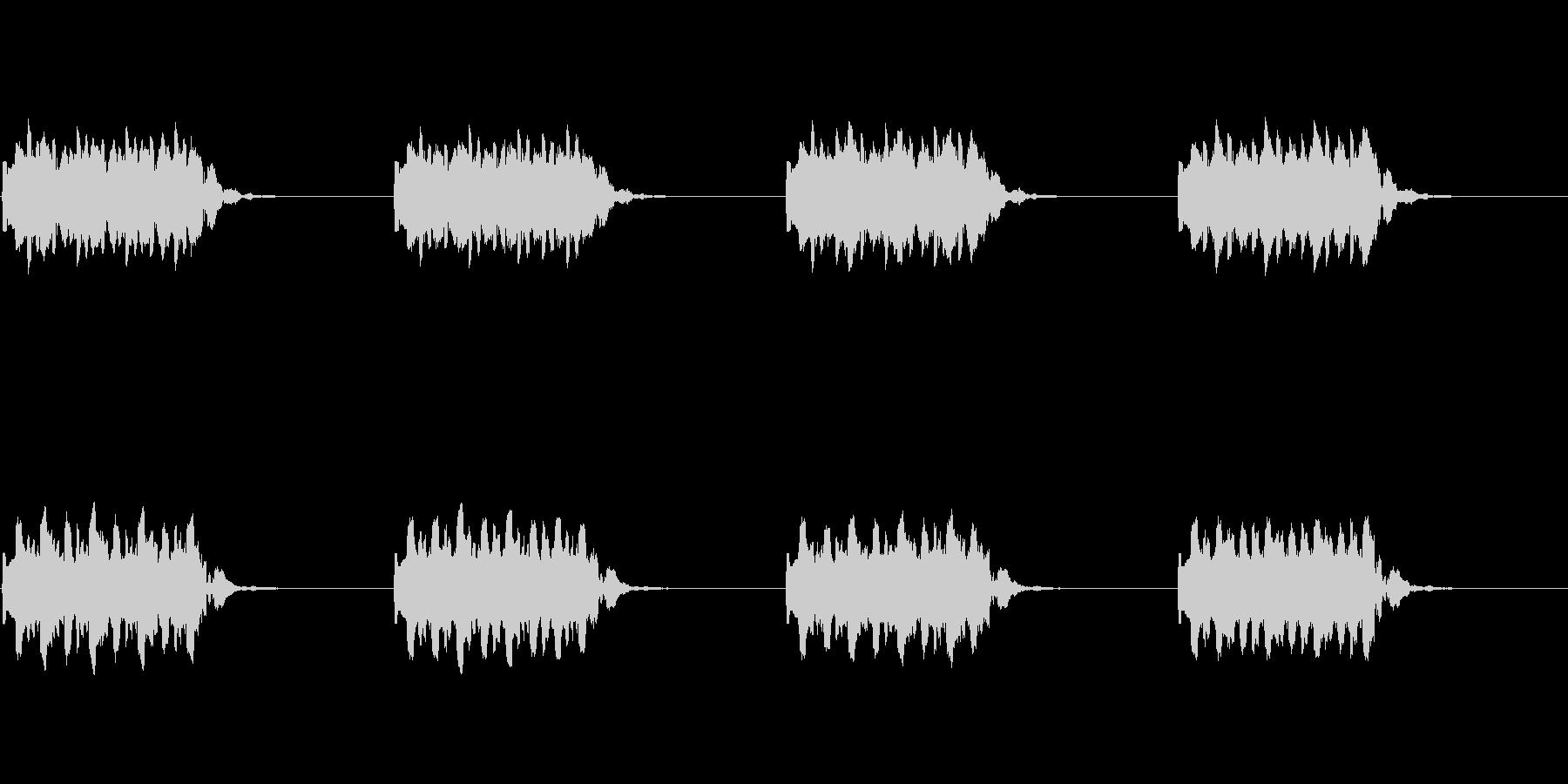 【電話 着信音01-2L】の未再生の波形