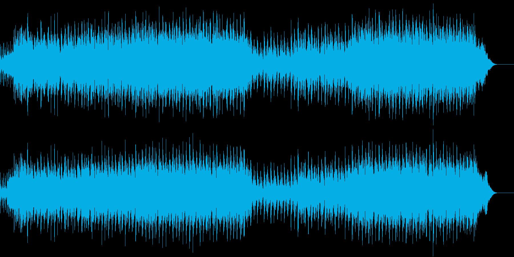 明るくダンザブルなラテンサンバサウンドの再生済みの波形