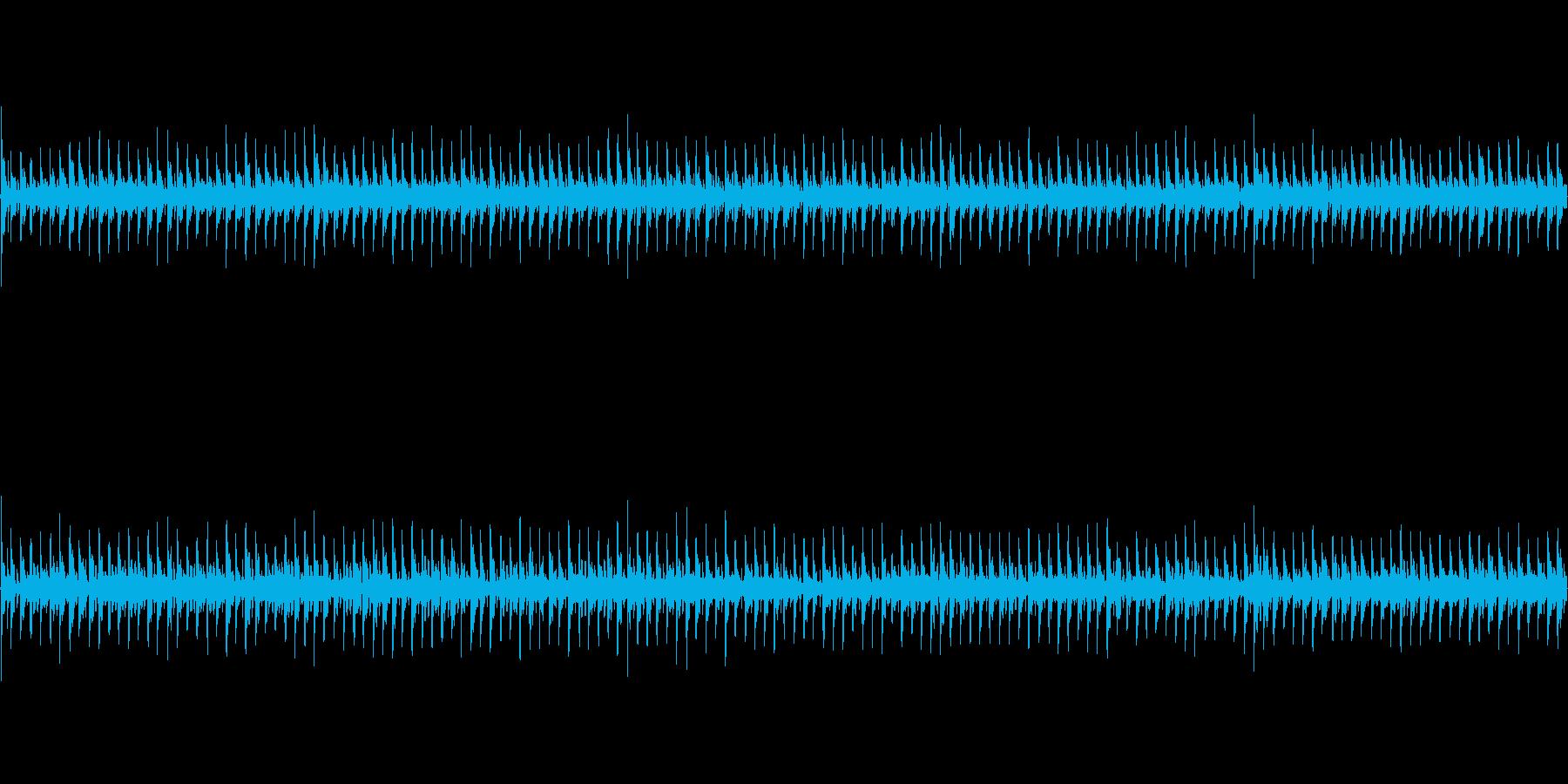 ループ可能。静かで穏やかな曲になってい…の再生済みの波形