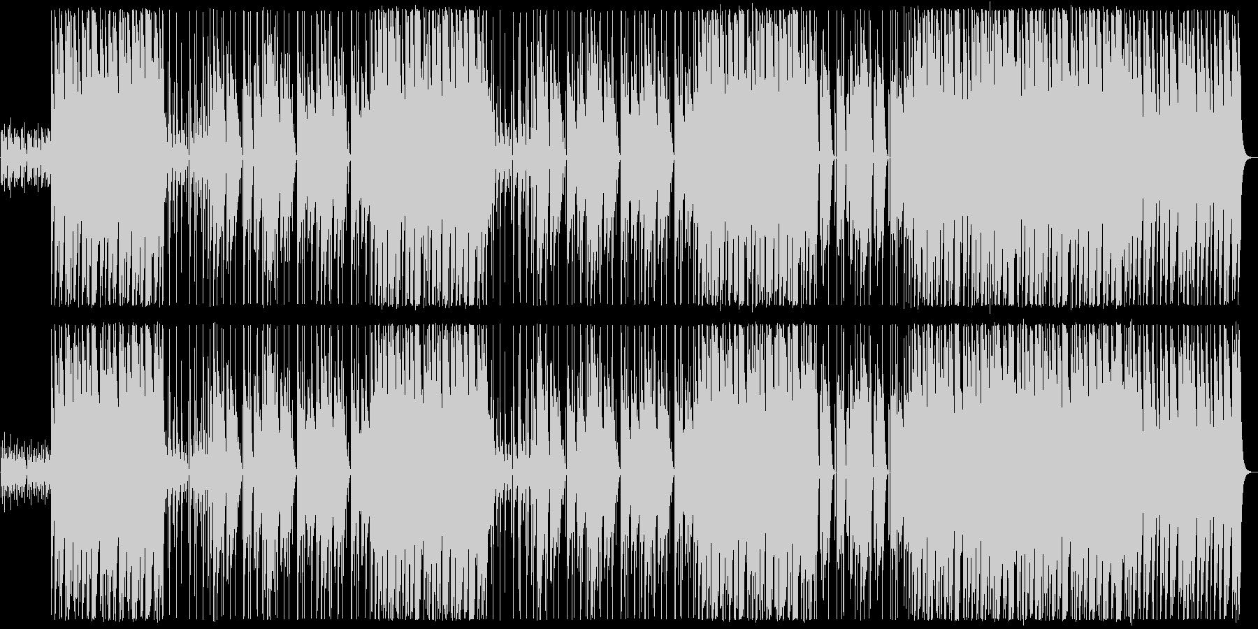 ヘビー/ディープ/ヒップホップ/ビートの未再生の波形