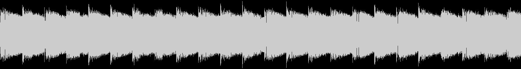 シンセ サイレン アナログ ピコピコ06の未再生の波形