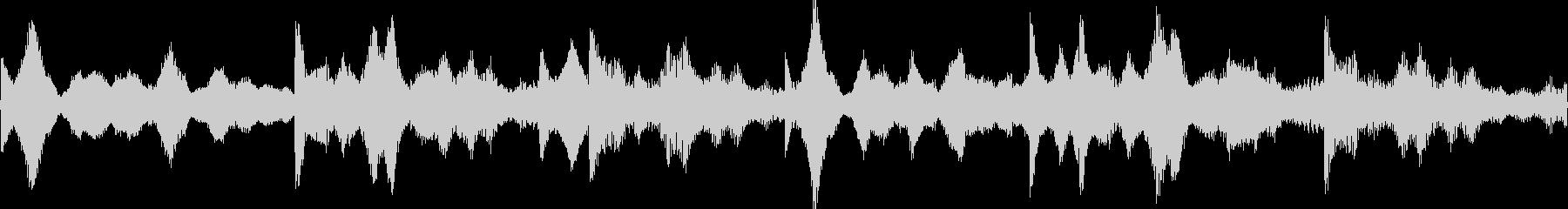 k011 アラーム音(ループ仕様)の未再生の波形