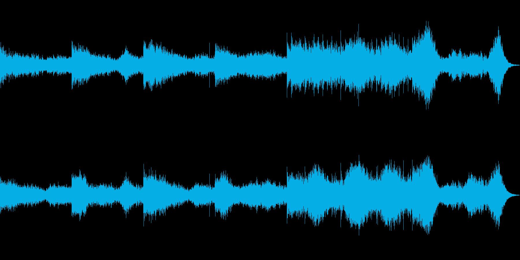 サイコスリラー・猟奇的事件【ループ再生】の再生済みの波形