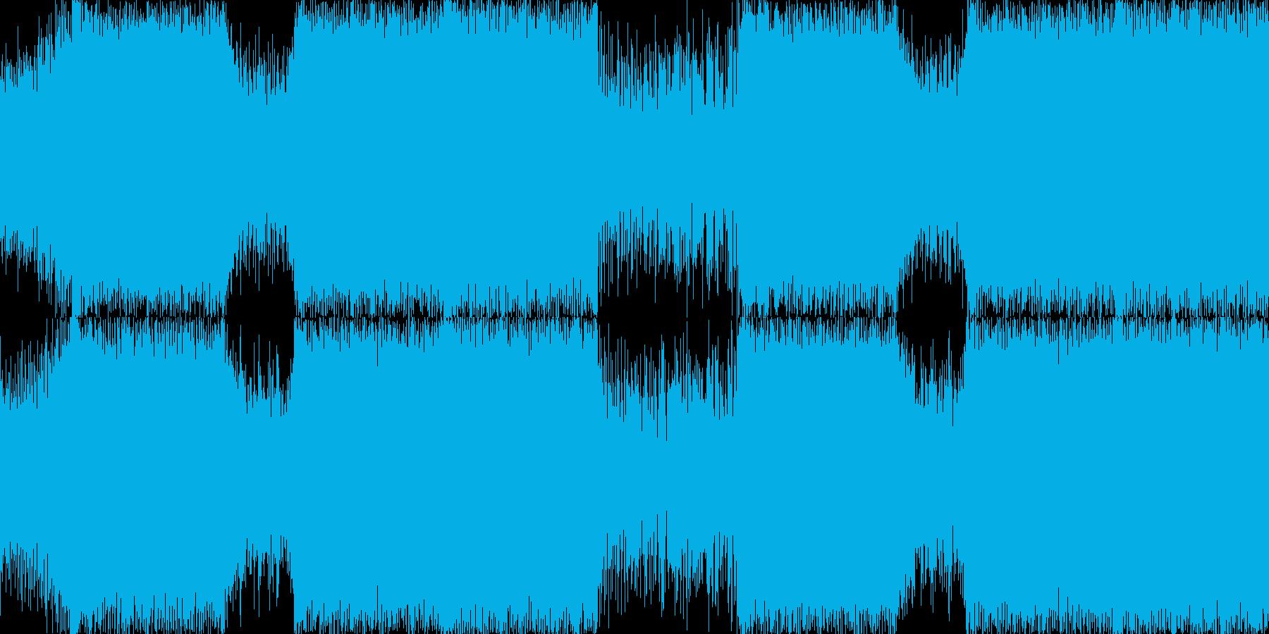 探索系の曲<loop仕様> 【RPG、…の再生済みの波形