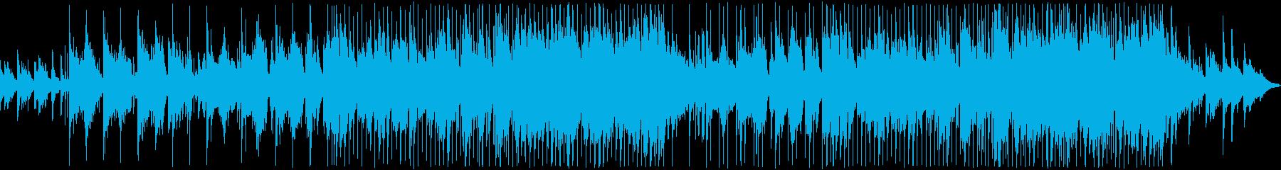 エレピが心地よいバラード2の再生済みの波形
