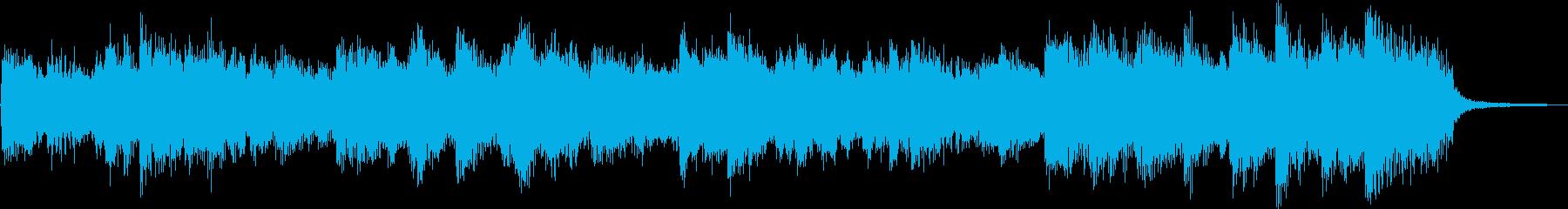 サックスが印象的な大人のジャズジングルの再生済みの波形