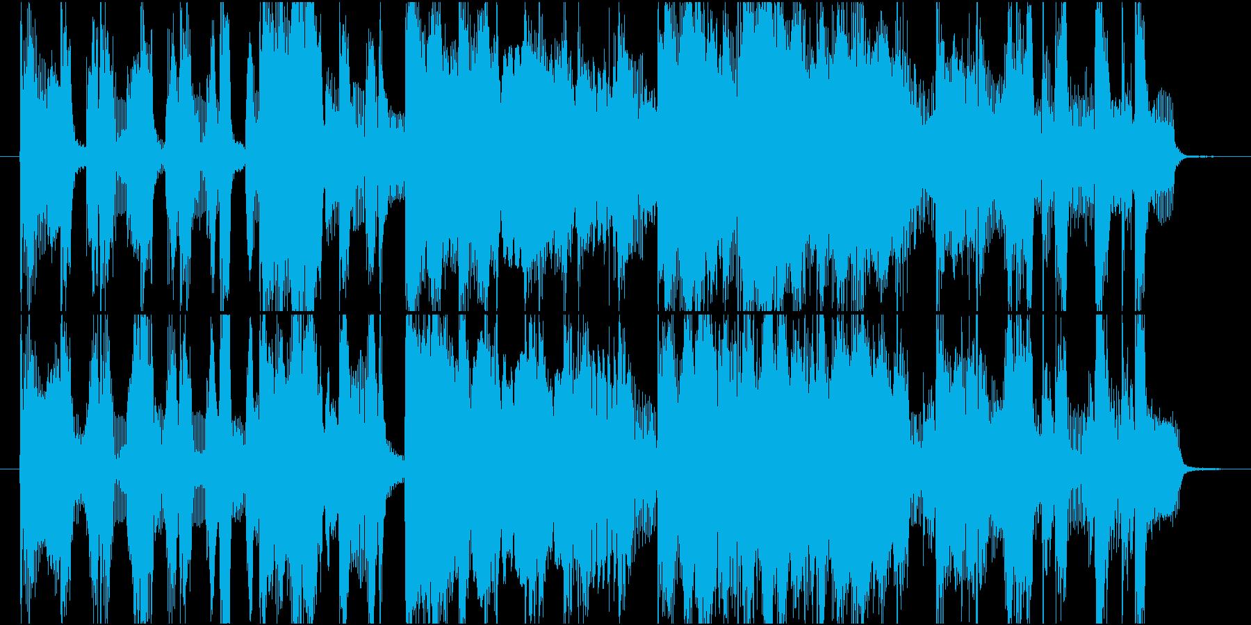 15秒CM 子供用品、ホームセンターなどの再生済みの波形