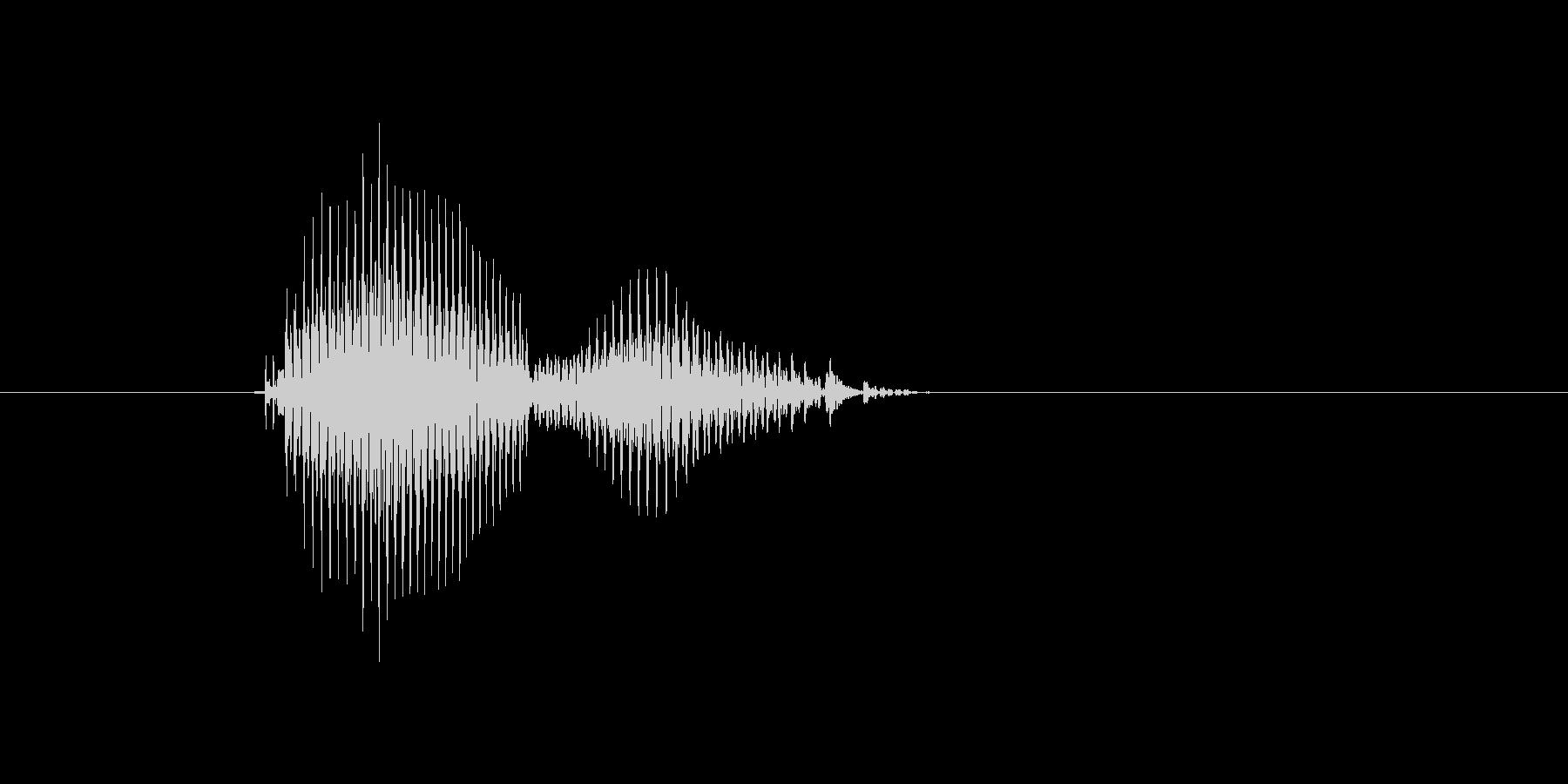 l,L,L(エル)の未再生の波形
