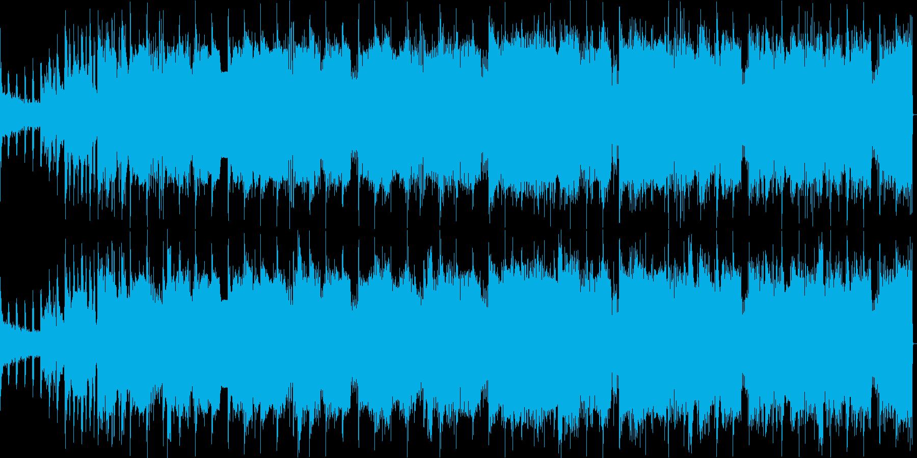 EDMクラブ系エジプト風Dubstepの再生済みの波形