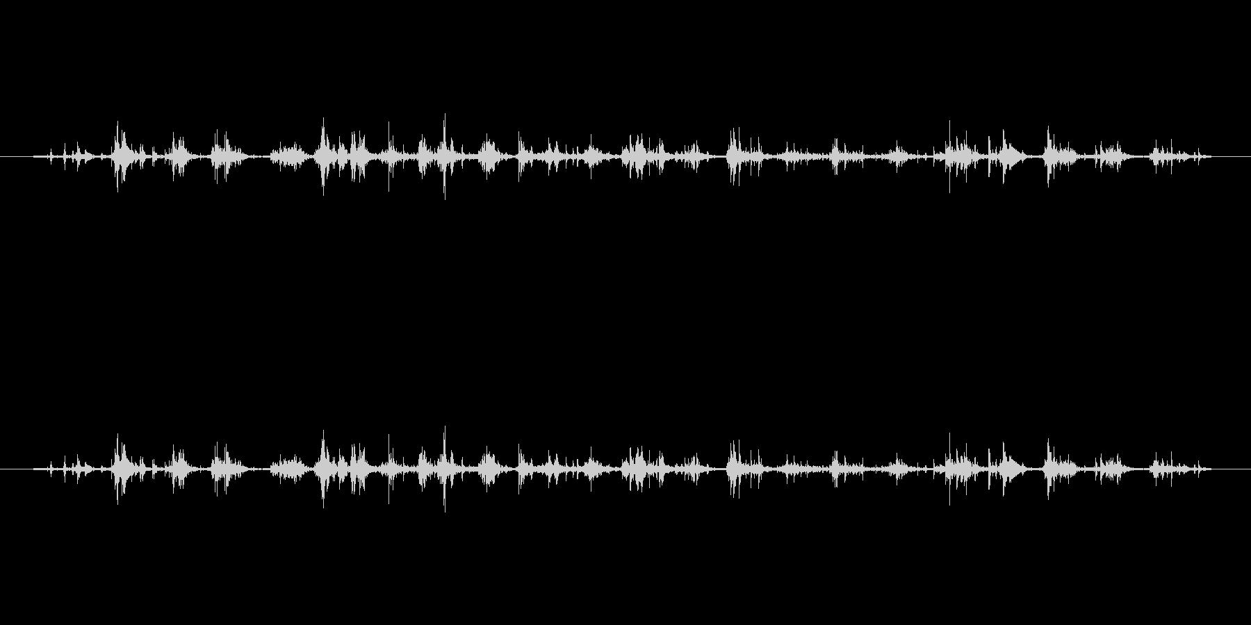 【筆箱02-8(振る)】の未再生の波形