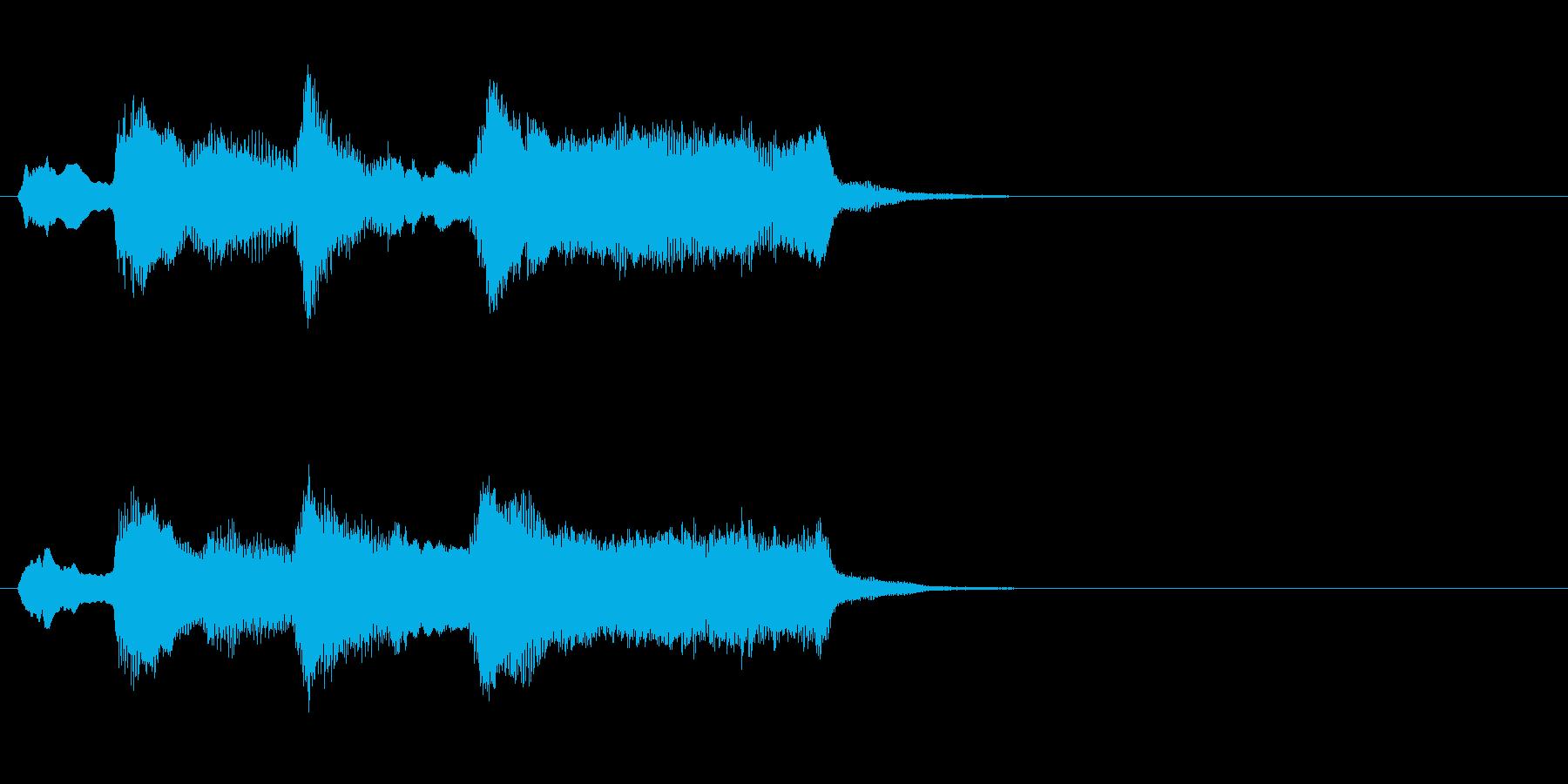 ファンファーレ スポーツ 宮殿 皇室の再生済みの波形