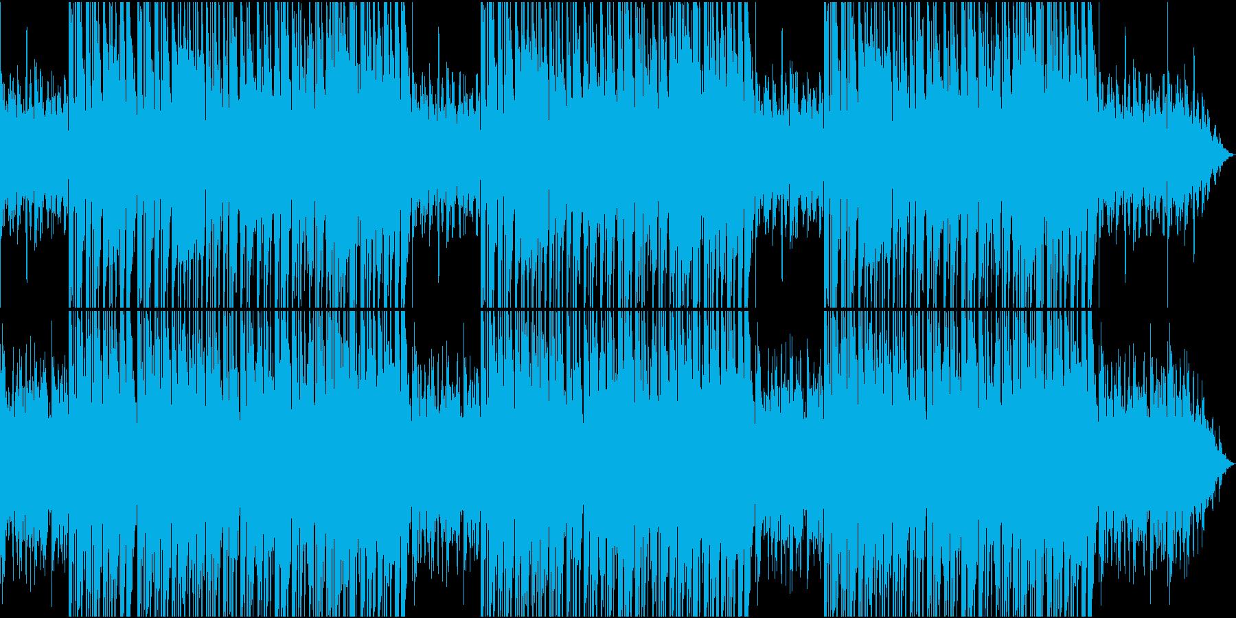 80'のエレピが綺麗なイージーリスニングの再生済みの波形