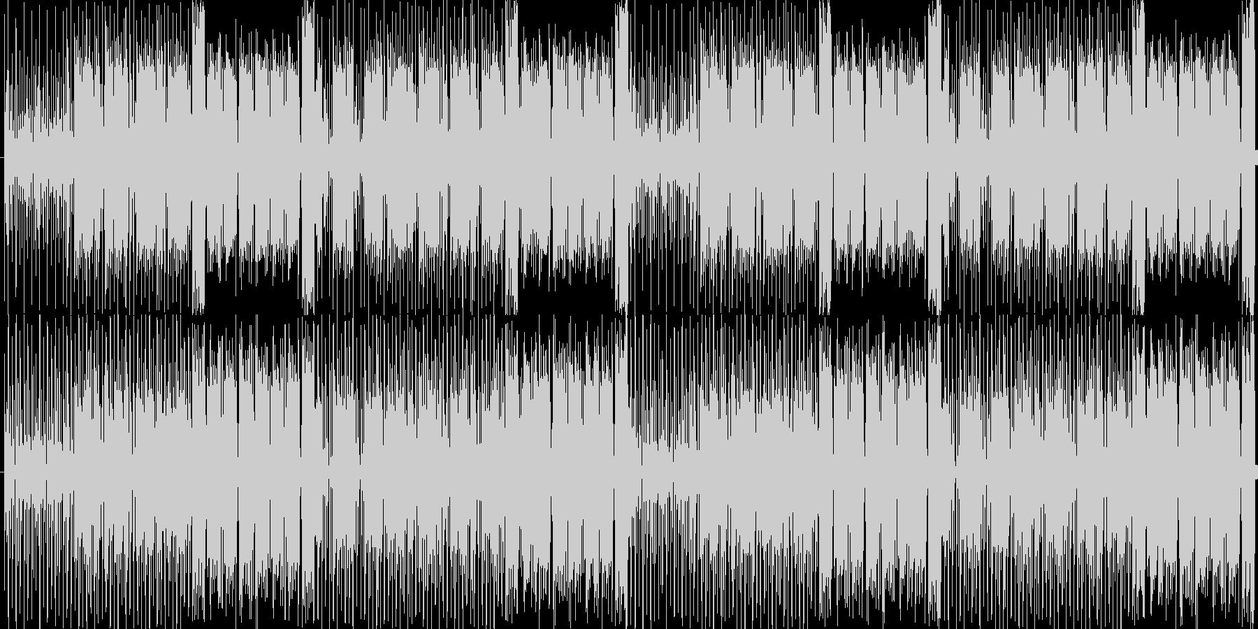 BGMに適していると思います。の未再生の波形