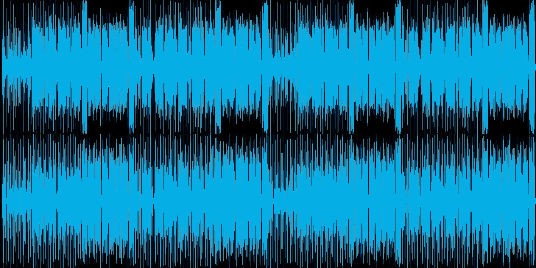 BGMに適していると思います。の再生済みの波形