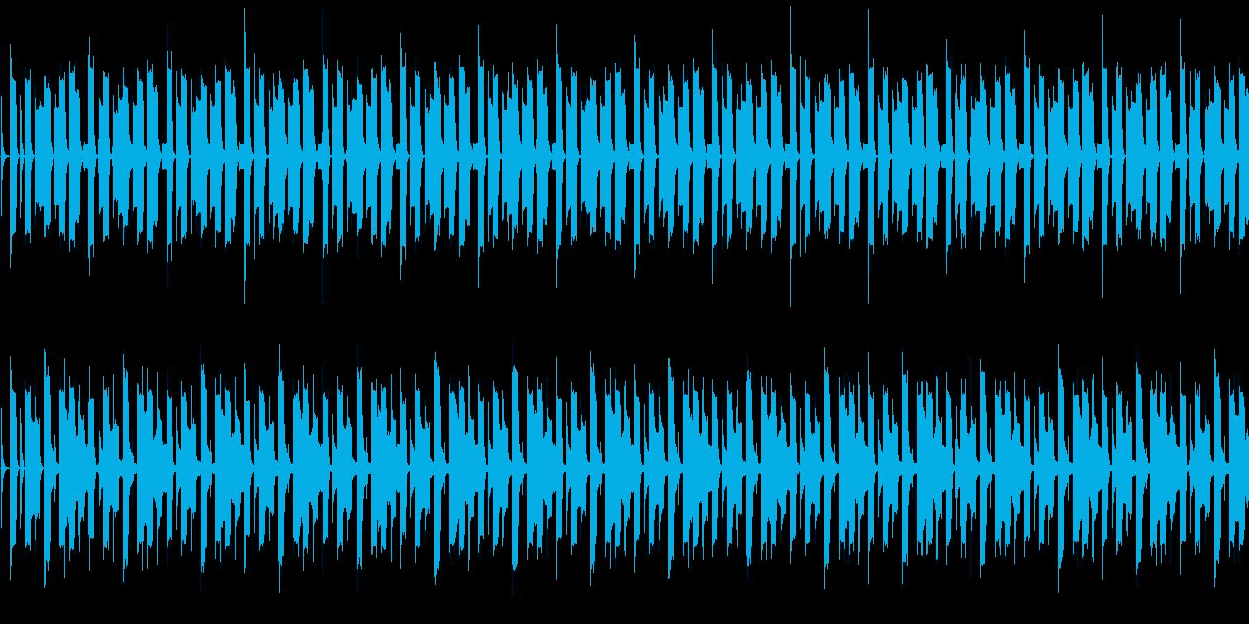 【サイバー/機械的/実験/近未来】の再生済みの波形