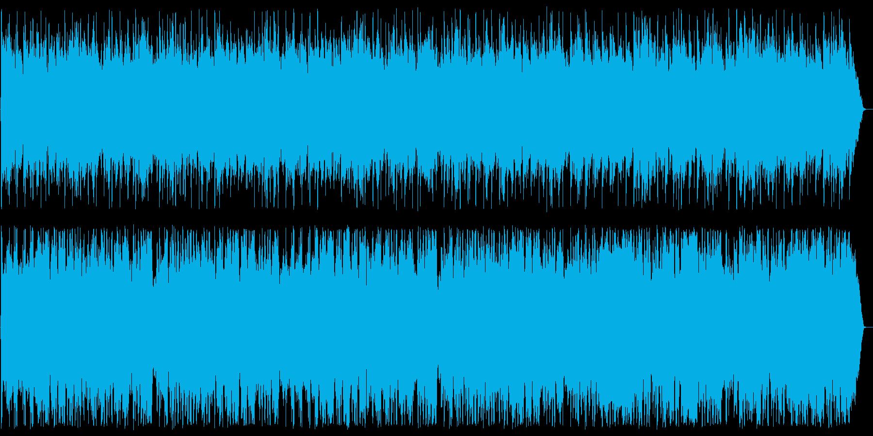 天なる神には オルゴール&Str.の再生済みの波形