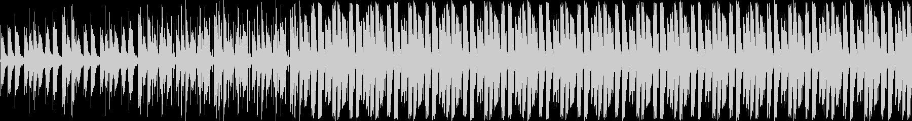 【キラキラシンセポップ】の未再生の波形