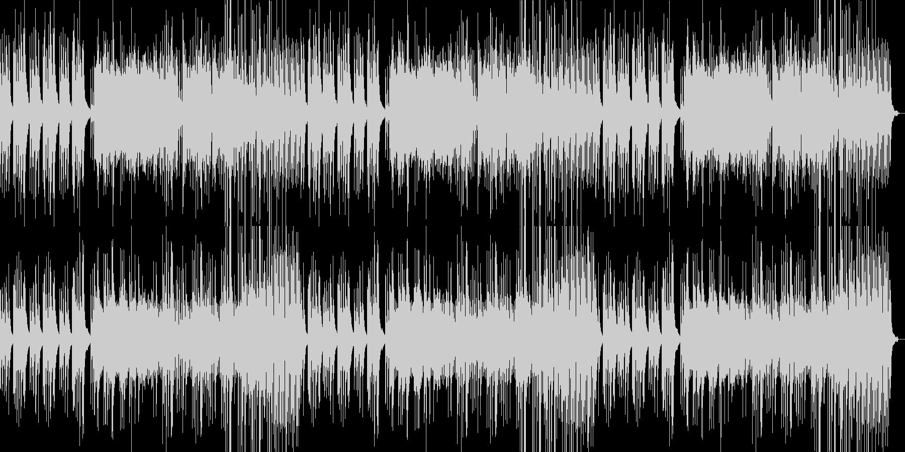東北を思う演劇用ナレーションBGMの未再生の波形