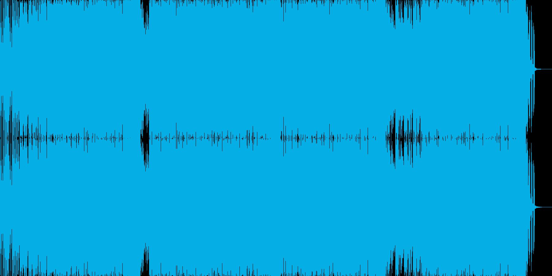 答えを求めるようなハウスミュージックの再生済みの波形
