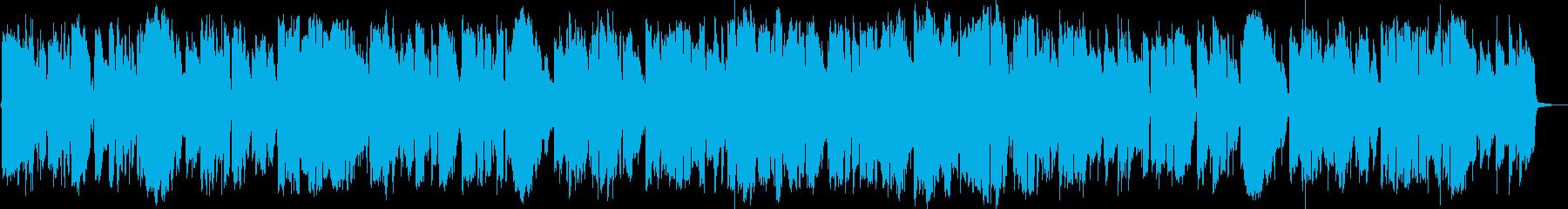 ハーモニカ生演奏ジャズワルツフルコーラスの再生済みの波形