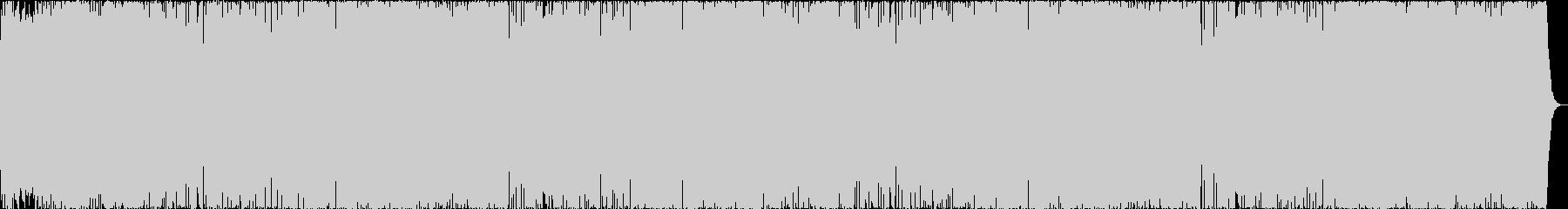 切ない系メロのアガるバンド&ストリングスの未再生の波形