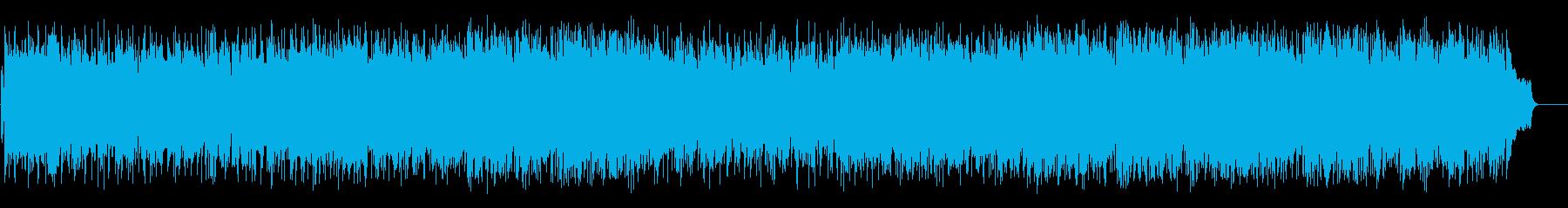 優しい陽射しのポップス(フルサイズ)の再生済みの波形