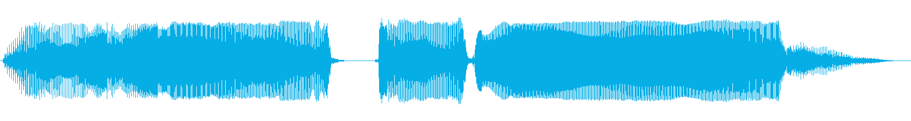 大当たり~の再生済みの波形