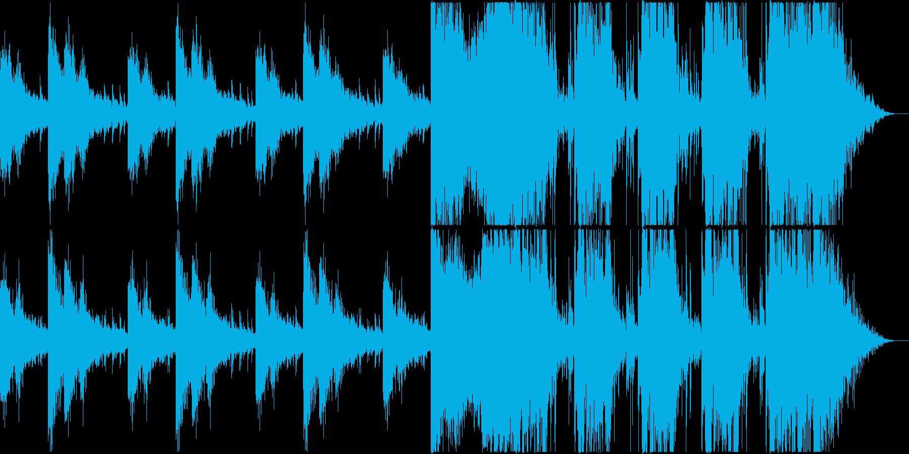 トレーラーetc / *リズム中心の再生済みの波形