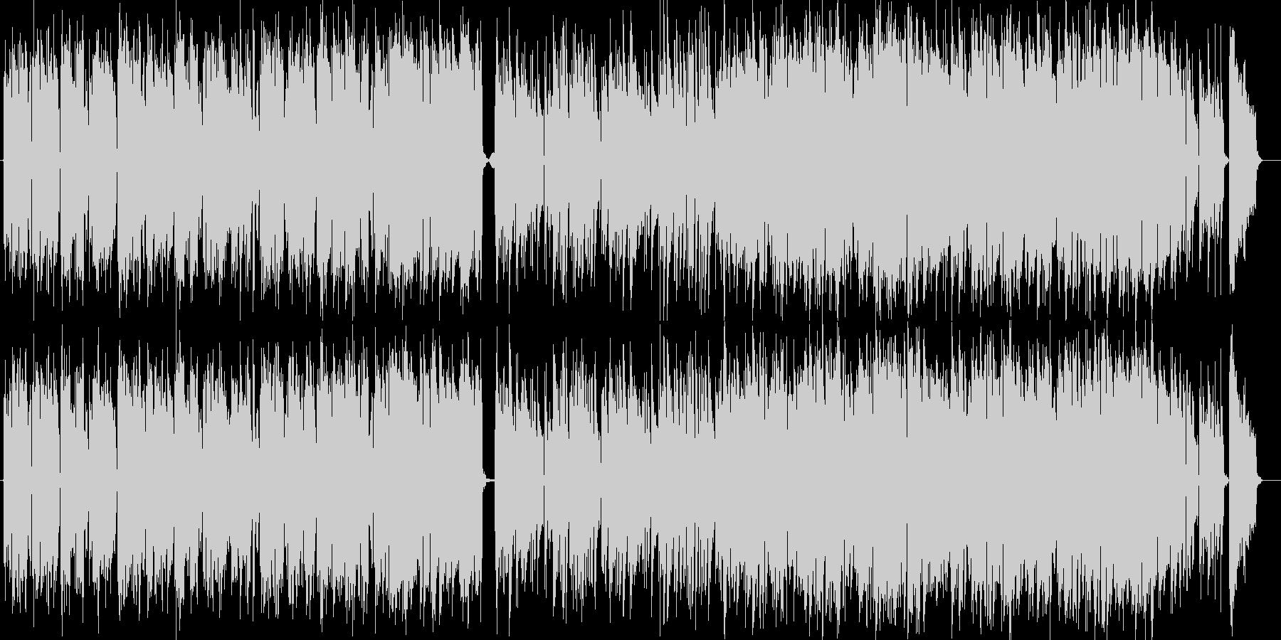 アコーディオンがおしゃれなボサノヴァの未再生の波形