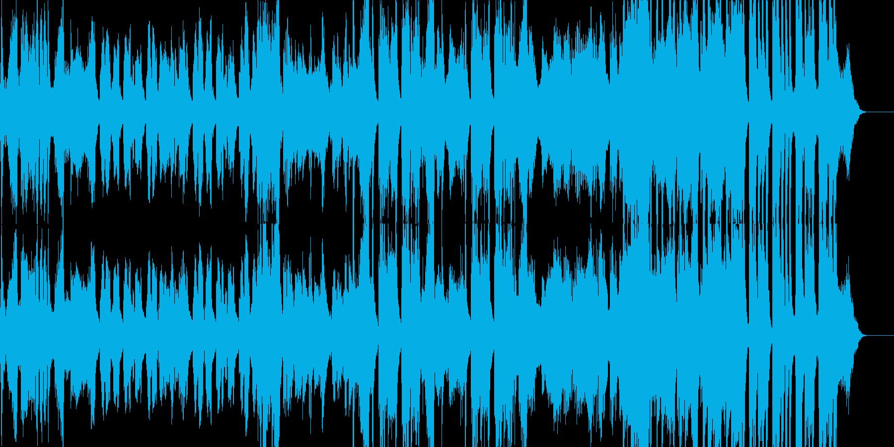 【ベース無し・ドラム無し】ジャズ・おし…の再生済みの波形