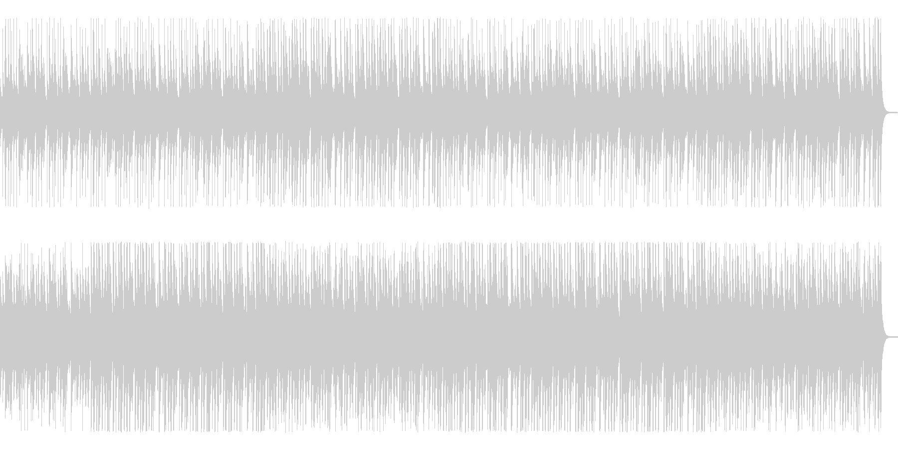 【リズム・ベース抜き】木琴とウクレレの…の未再生の波形