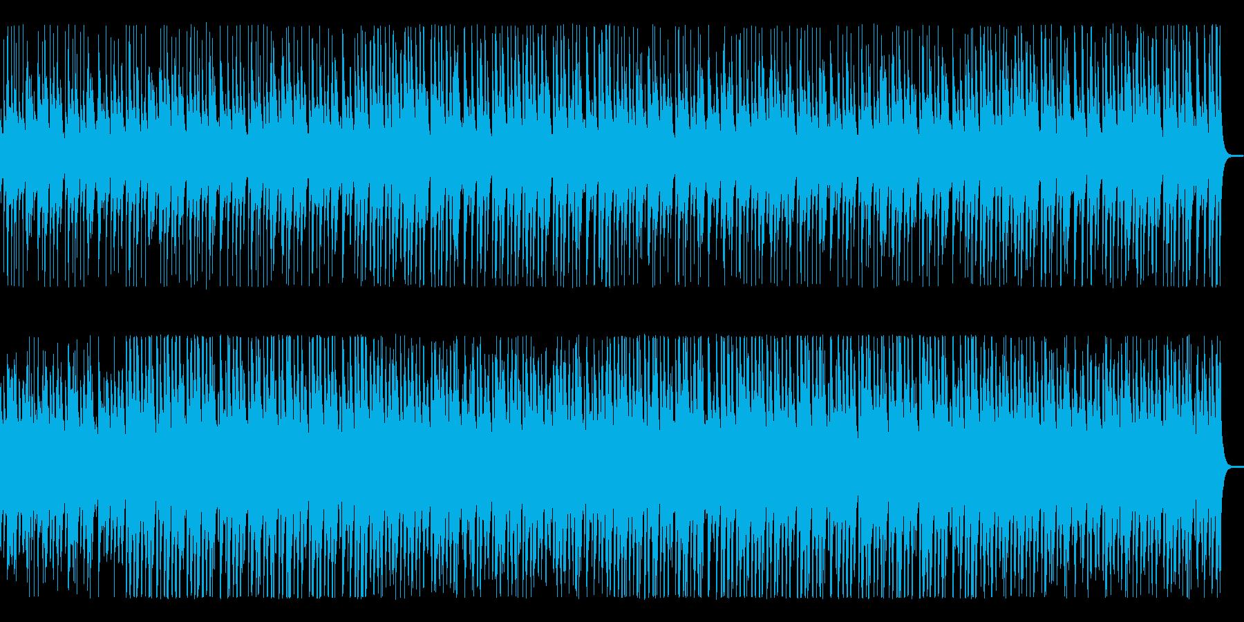 【リズム・ベース抜き】木琴とウクレレの…の再生済みの波形