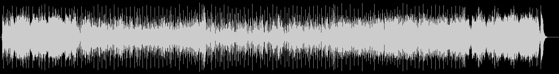 変拍子が楽しいシンセミュージックの未再生の波形