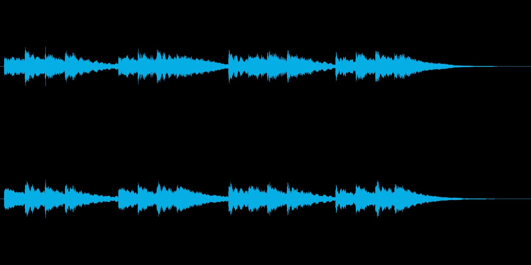 【チャイム 学校03-07】の再生済みの波形