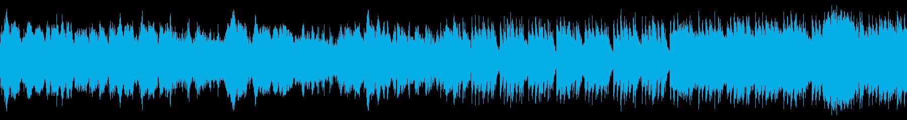 壮大なオーケストラ 決戦前夜 ループの再生済みの波形