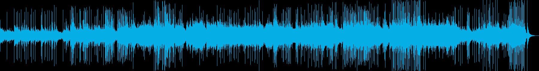 4分ソング 沖縄 ゆったりの再生済みの波形