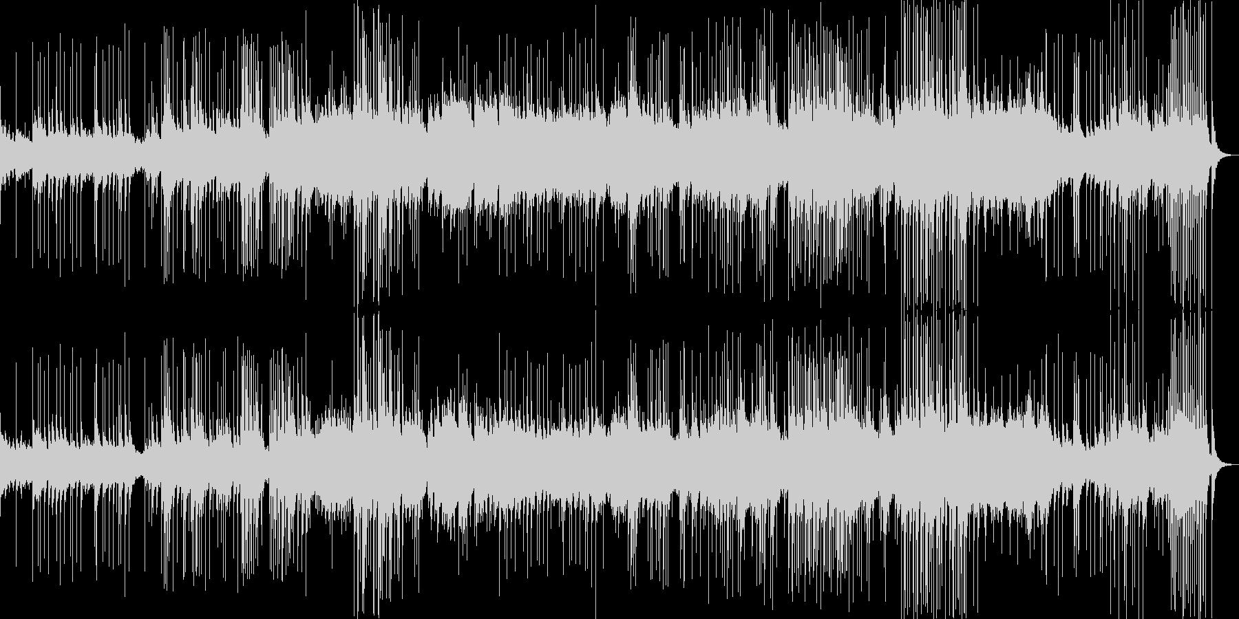 4分ソング 沖縄 ゆったりの未再生の波形