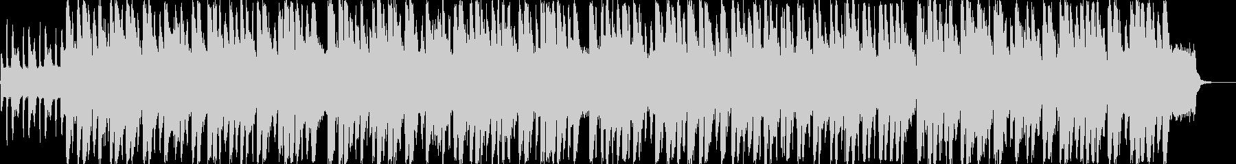 アコーディオンのほのぼの系ワルツの未再生の波形