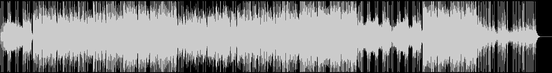沖縄BGM 感動的三線ポップバラードの未再生の波形