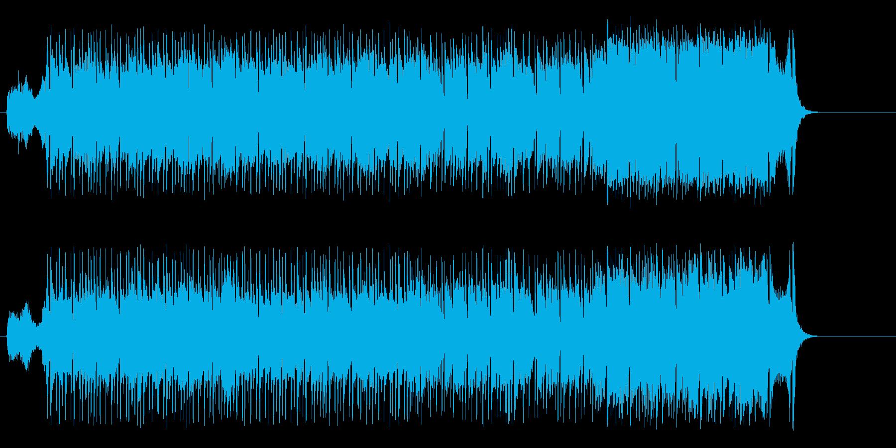 町に飛び出す様なポップ(イントロ~A…)の再生済みの波形