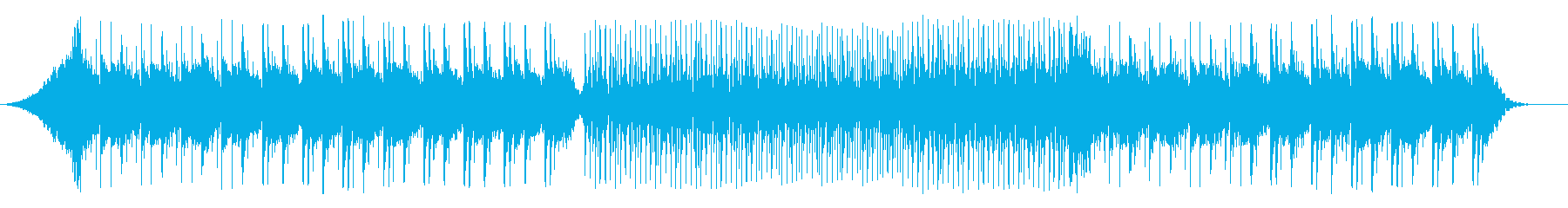 NewAge・エレクトロ・劇伴の再生済みの波形