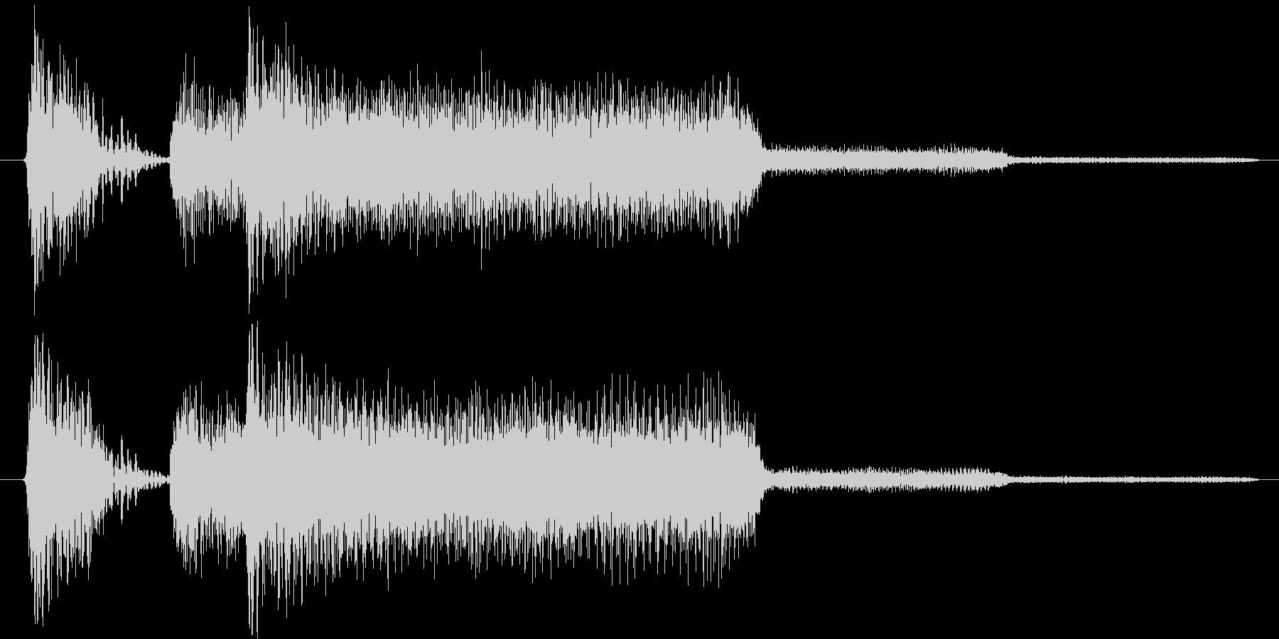 ゲーム、クイズ(正解)_004の未再生の波形